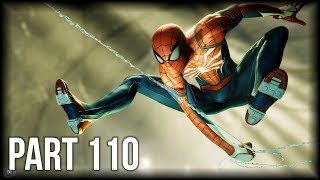 Marvel's Spider-Man - 100% Walkthrough Part 110 [PS4 Pro] – Scales of Justice [Silver Lining DLC]