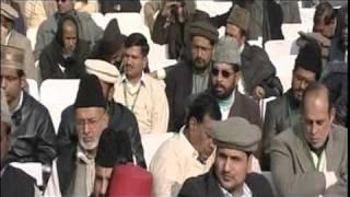 (Nazm) Badarga he Zeeshan at Jalsa Salaana Qadian 2011