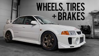 Revealing My Evo 5's NEW ULTIMATE Track Setup