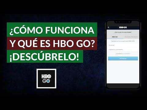 Qué es HBO GO y Cómo Funciona