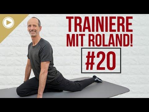 🔴 Dein Sonntag-Morgen-Training mit Roland [#20]