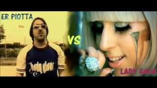 Er Piotta ft Lady Gaga - Supercafone / Poker Face Mashup!