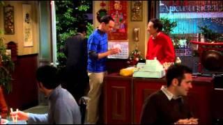 The Big Bang Theory / Теория Большого взрыва - Китайский ресторан