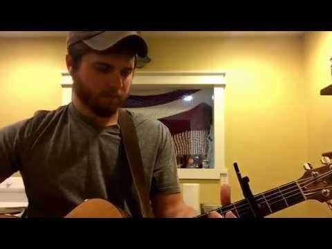 Thomas Rhett- The Day You Stop Looking Back (cover)