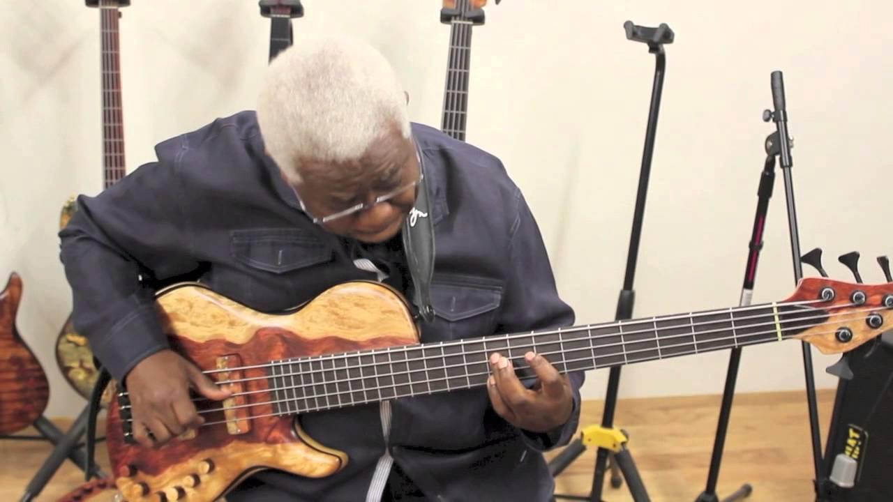 Five String Bass Wyn