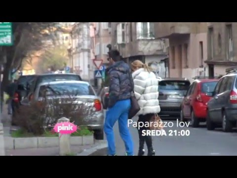 Promo Paparazzo Lov Sreda U 21:00 23.03.2016.