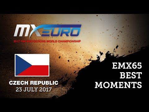 EMX65 Race2 Best Moments_MXGP of Czech Republic 2017