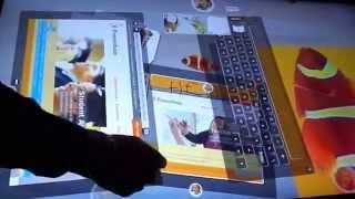 Интерактивный стол ActivTable на форуме