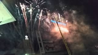Cleveland Indians Fireworks 7 11 14 Country Music