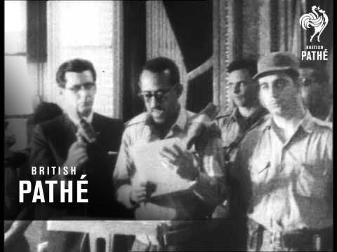 Rebels Invade Cuba (1961)