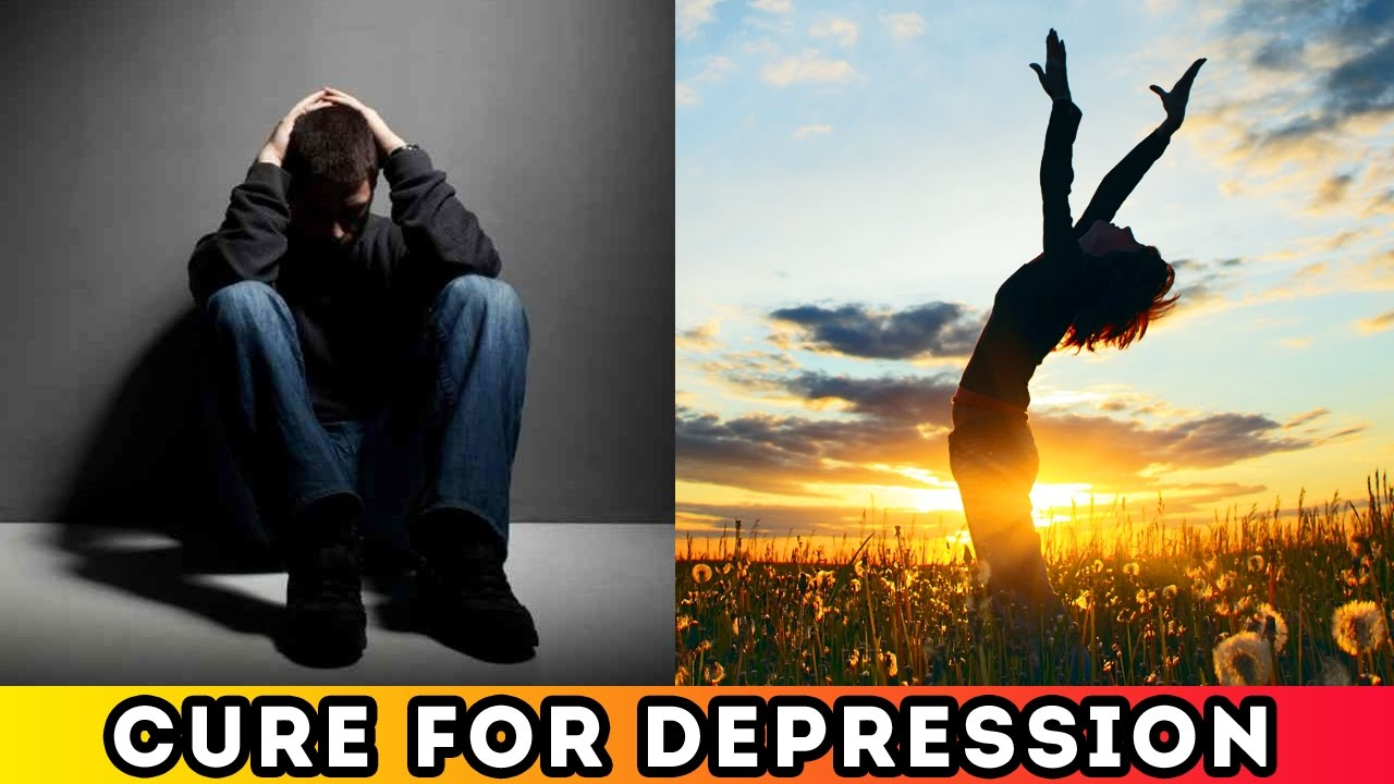 Healing The Symptoms of Depression Naturally with ...