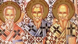 Απολυτίκιο Αγ. Στάχυ, Απελλή, Αμπλία, Ουρβανού, Ναρκίσσου και Αριστοβούλου - 31 ΟΚΤΩΒΡΙΟΥ