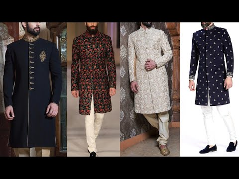 Party wear Sherwani Design 2020 | Men's Sherwani Collection 2020 | New Sherwani Design