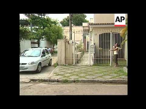 BRAZIL: SEED PLANTING ON MOTORWAY VERGES