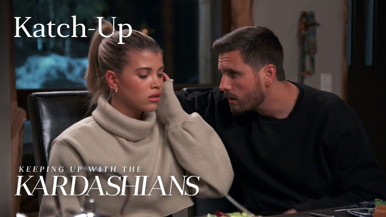 Scott Feels Pressure To Make Kourtney & Sofia Happy: