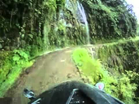 Yungas Road- Driving the Worlds most dangerous road