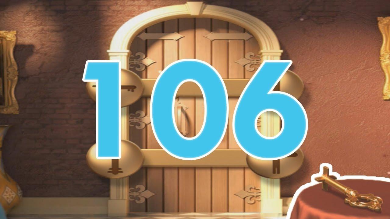 100 Doors Challenge 2 106 Uroven Prohozhdenie Youtube