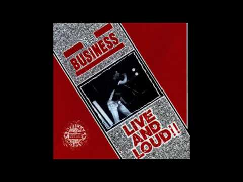 The Business - Live And Loud (Full Album)