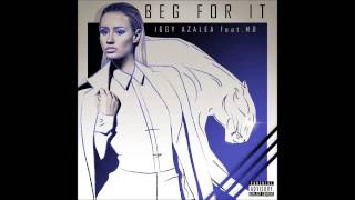 Download Iggy Azalea (feat. Mo) - Beg For It (Zoo Station Remix) (HD) MP3 song and Music Video