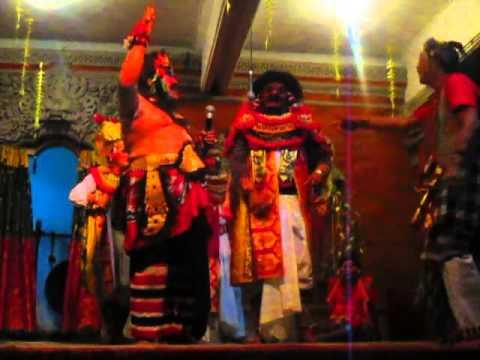 Bali theatre