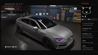 NFS Payback / Solo / PS4 / LIVE / #001