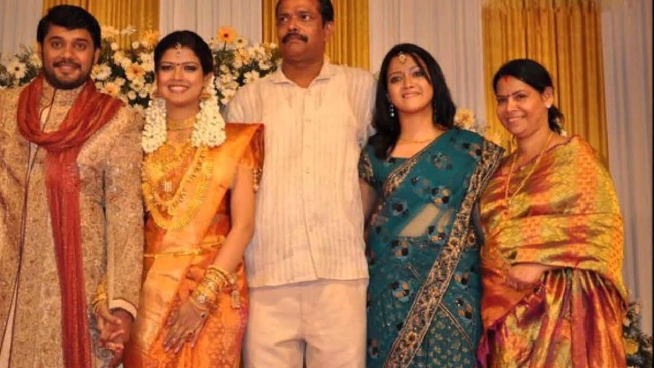 Tamil actor Bala and singer Amrutha wedding reception video