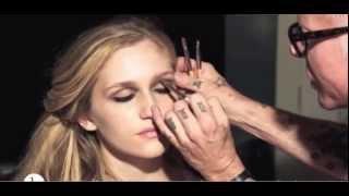 Makeup Artist Billy B Retro Bridget Bardot inspired Makeup TUTORIAL with Maggie Sajak