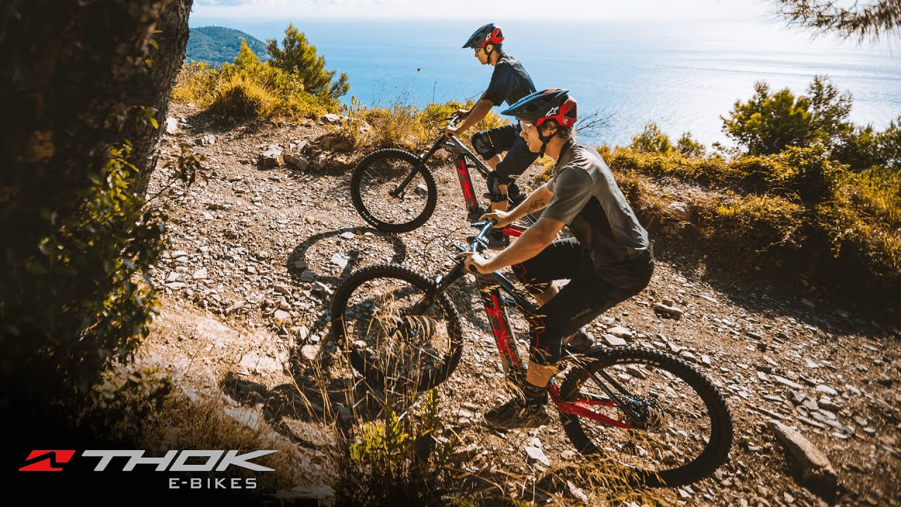 Thok E-bikes presenta la TK01