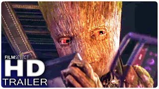 "AVENGERS INFINITY WAR ""Rude Groot"" Trailer (2018)"