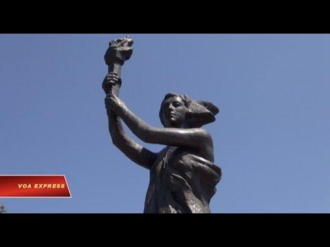 Tượng đài nạn nhân cộng sản tại Washington DC
