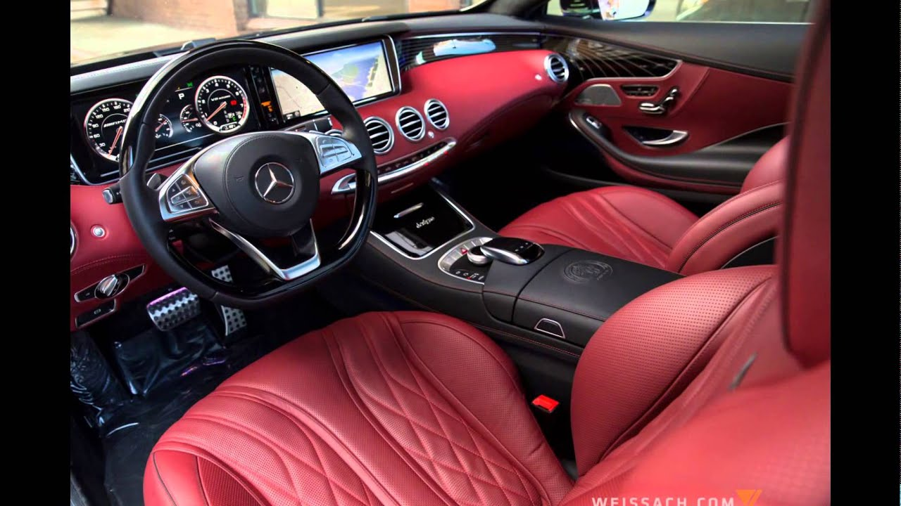 2016 MERCEDES-BENZ S63 AMG COUPE - YouTube