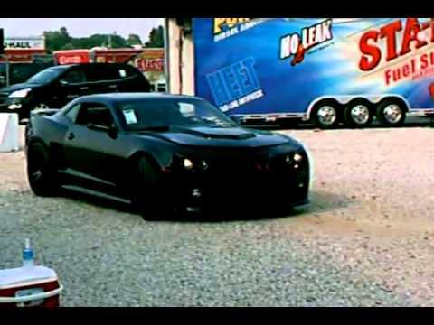 Firebreather New Pontiac Firebird Trans AM Concept