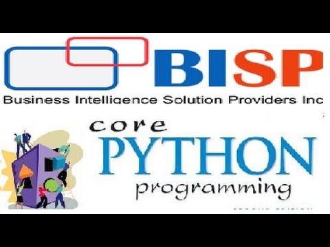 Python CGI Scripting