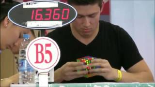 All Rubiks Cube World Records 2016 [DECEMBER EDIT]