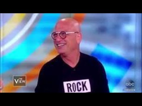Howie Mandel Shares Vegas Story & 'America's Got Talent'   The View