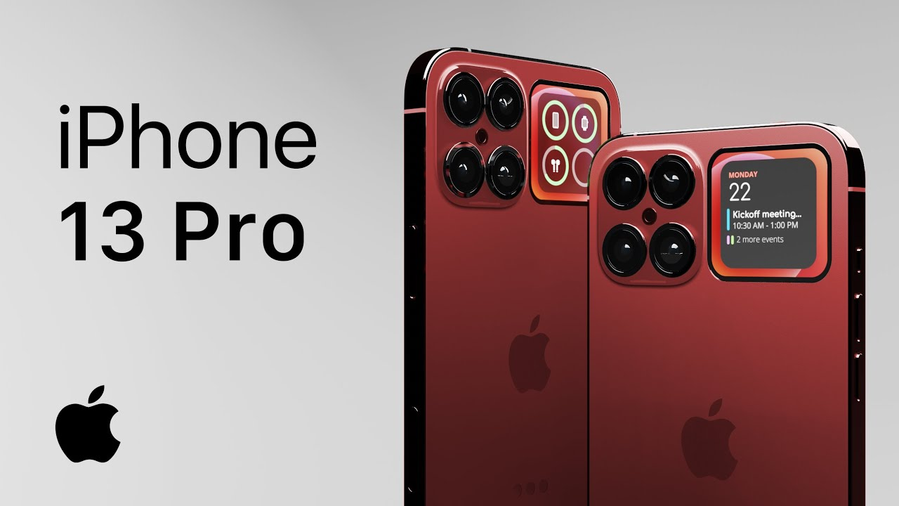 Introducing iPhone 13 Pro — Apple - YouTube