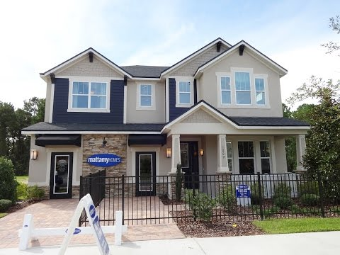 Ocoee New Homes - Spring Lake Reserve by Mattamy Homes - Winthrop Model
