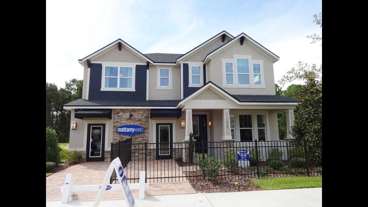 Ocoee New Homes Spring Lake Reserve By Mattamy Homes