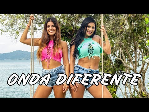 ONDA DIFERENTE - Anitta with Ludmilla and Snoop Dogg feat Papatinho by Nina Maya