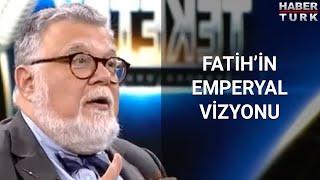 Fatih'in kitap tutkusu   İlber Ortaylı ve Celal Şengör Habertürk TV #TBTGünlükleri