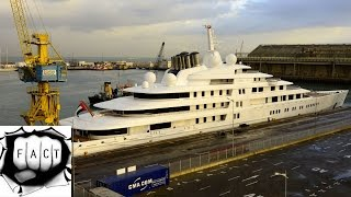 Top 10 Most Expensive Luxury Yachts