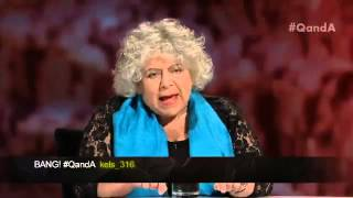 Q&A - Miriam Margolyes talks about