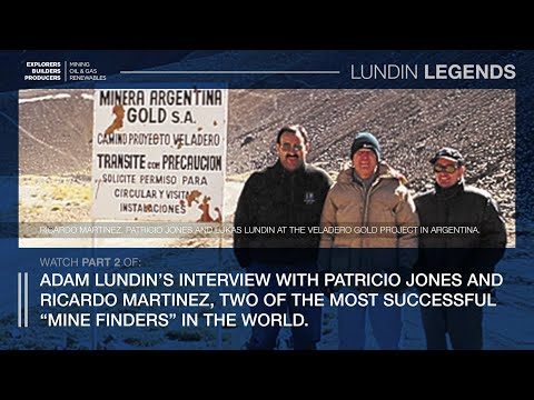 Download Lundin Legends - Episode 1 Part 2: Patricio Jones and Ricardo Martinez