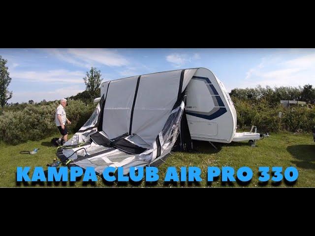 Luft-fortelt Kampa Club Air Pro 330