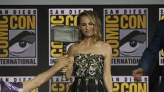 Marvel Comic-Con 2019 Panel Announcements Hall H - Part 2 Thor: Love and Thunder