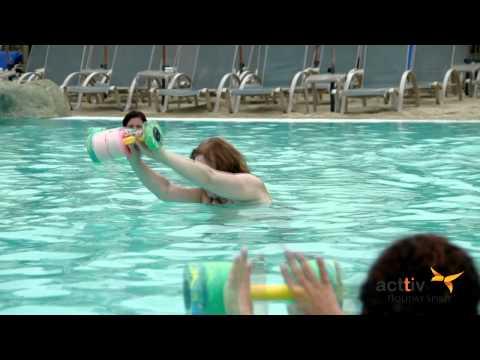 Video promocional actividades Wellness de animación turística - Lopesan Hoteles