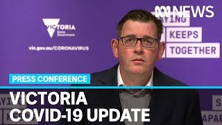 Victoria records 49 new coronavirus cases in past 24 hours