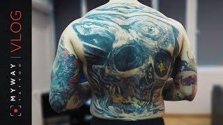 Мои татуировки. ЗАБИЛ 70% ТЕЛА