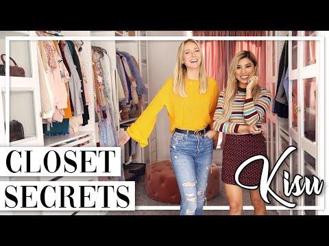 CLOSET SECRETS - Im Schrank von KISU!...