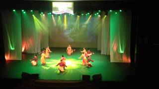 Festival Tari Malaysia 2015 - Inang Teruna Dara Tari Alif, Johor